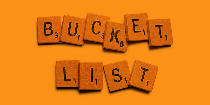 Why Bucket Lists Matter